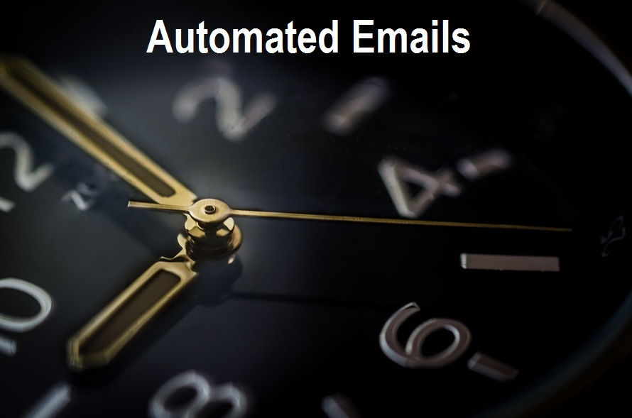 How to automate emails for a specific date